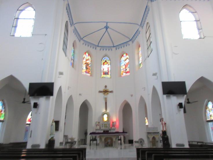 聖フランシスコ・ザビエル教会(マラッカ)_c0212604_21511263.jpg