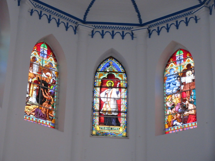 聖フランシスコ・ザビエル教会(マラッカ)_c0212604_2152741.jpg