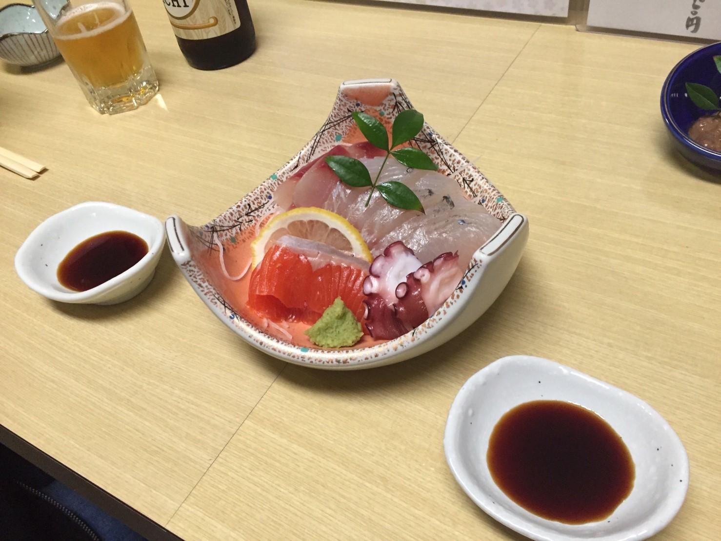 居酒屋さくら @鹿野_e0115904_02464755.jpg