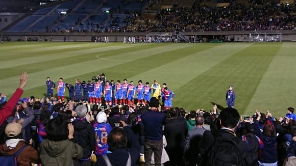 2019Jリーグ YLCグループステージBグループ第5節 FC東京 - ベカルタ仙台_b0042308_00251534.jpg