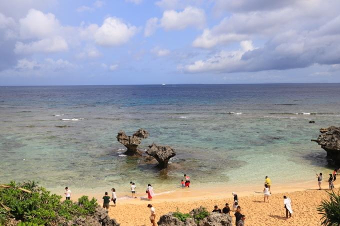 【ティーヌ浜】沖縄旅行 - 2 -_f0348831_22180126.jpg