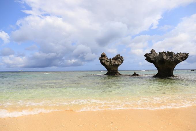 【ティーヌ浜】沖縄旅行 - 2 -_f0348831_22180620.jpg