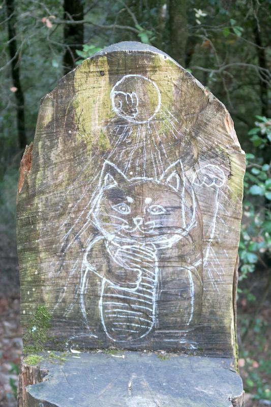 一目惚れした猫カップとイタリアの山にびっくり招き猫_f0234936_610061.jpg