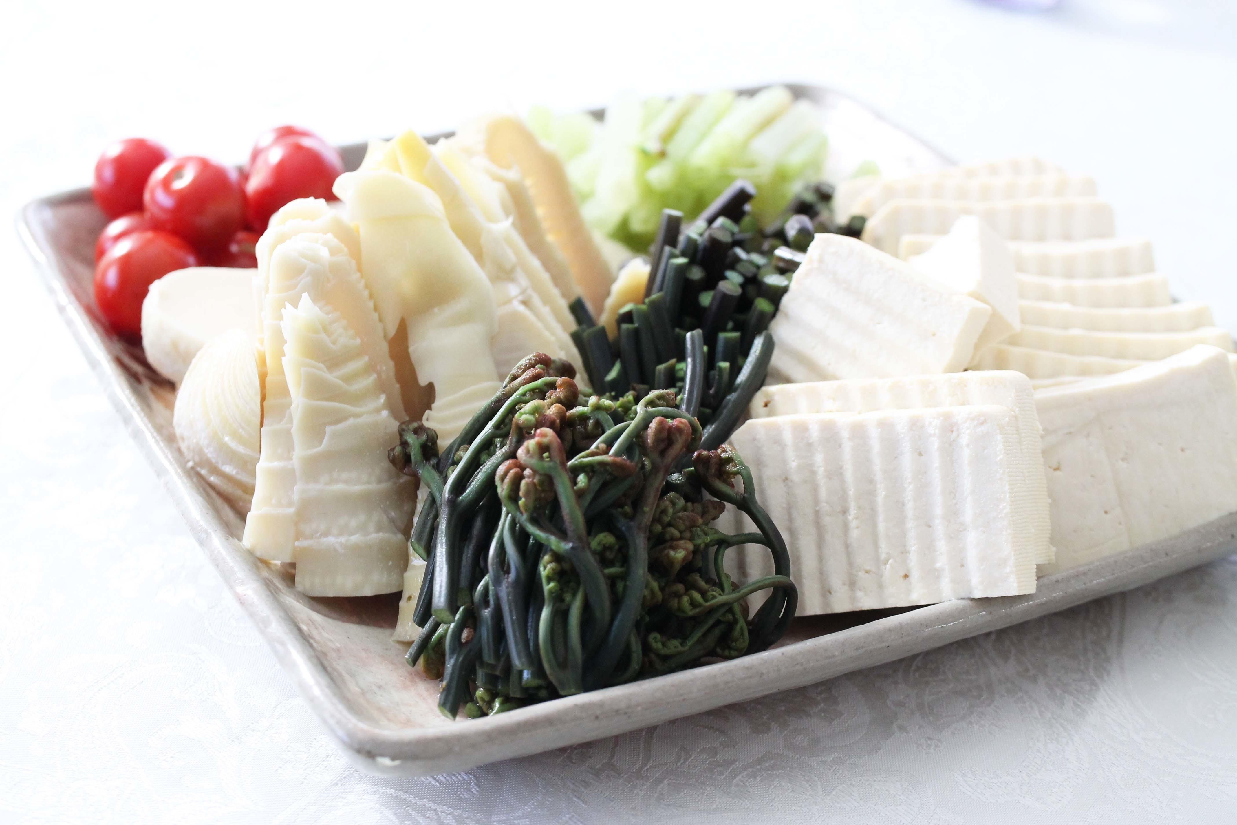 山菜ホットプレート焼き_d0377645_00264138.jpg