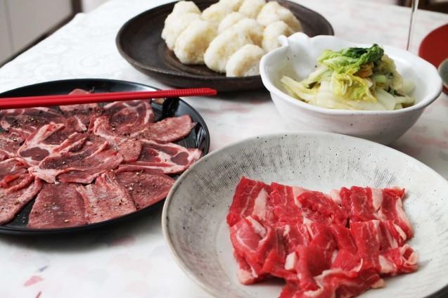 山菜ホットプレート焼き_d0377645_00265413.jpg