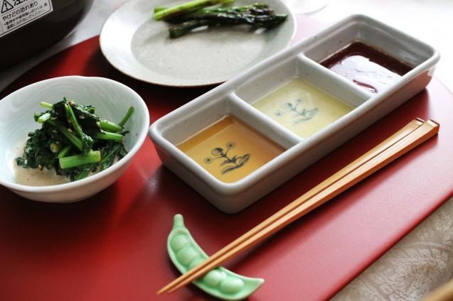 山菜ホットプレート焼き_d0377645_00265899.jpg