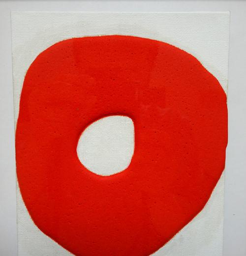 【山口敏郎展〜滴 DROP】〜抽象絵画の魅力 その1_a0017350_04110149.jpg