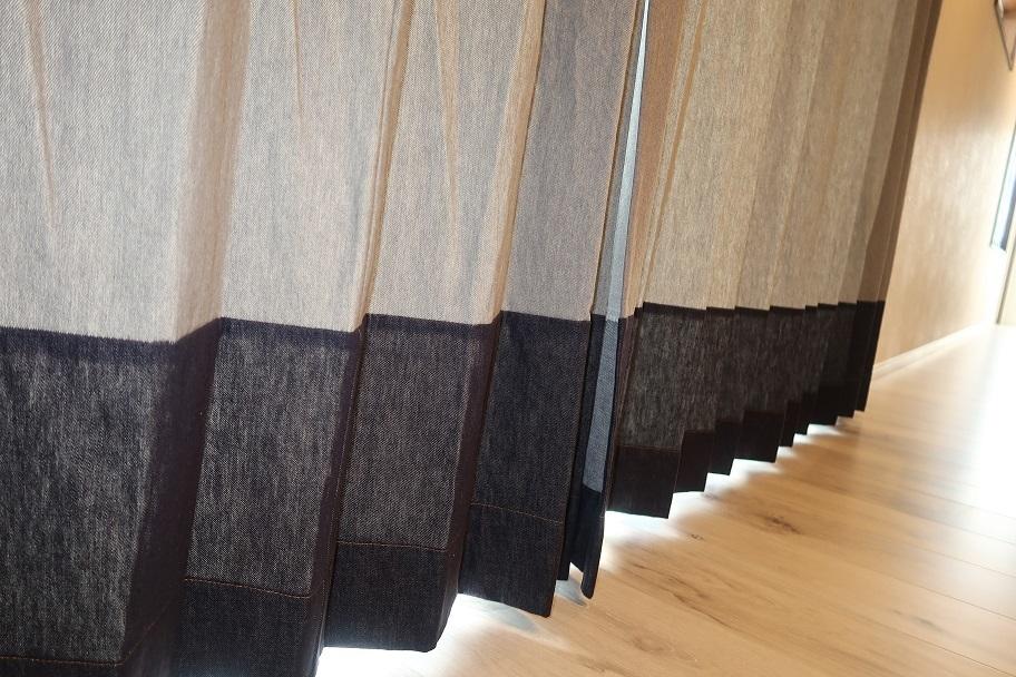 本格デニム生地でカーテンが作れます_e0133255_18323752.jpg