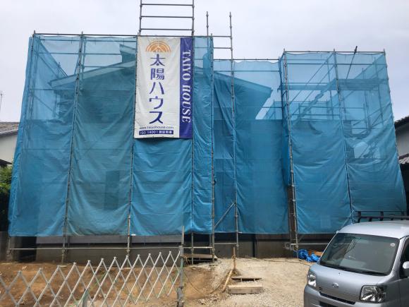 新松戸 建築 創ってます‼️間もなく、お披露目⁉️_c0064859_14040271.jpg