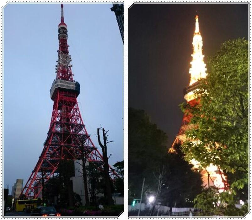 東京タワー夜桜night(3)_b0236665_11230176.jpg
