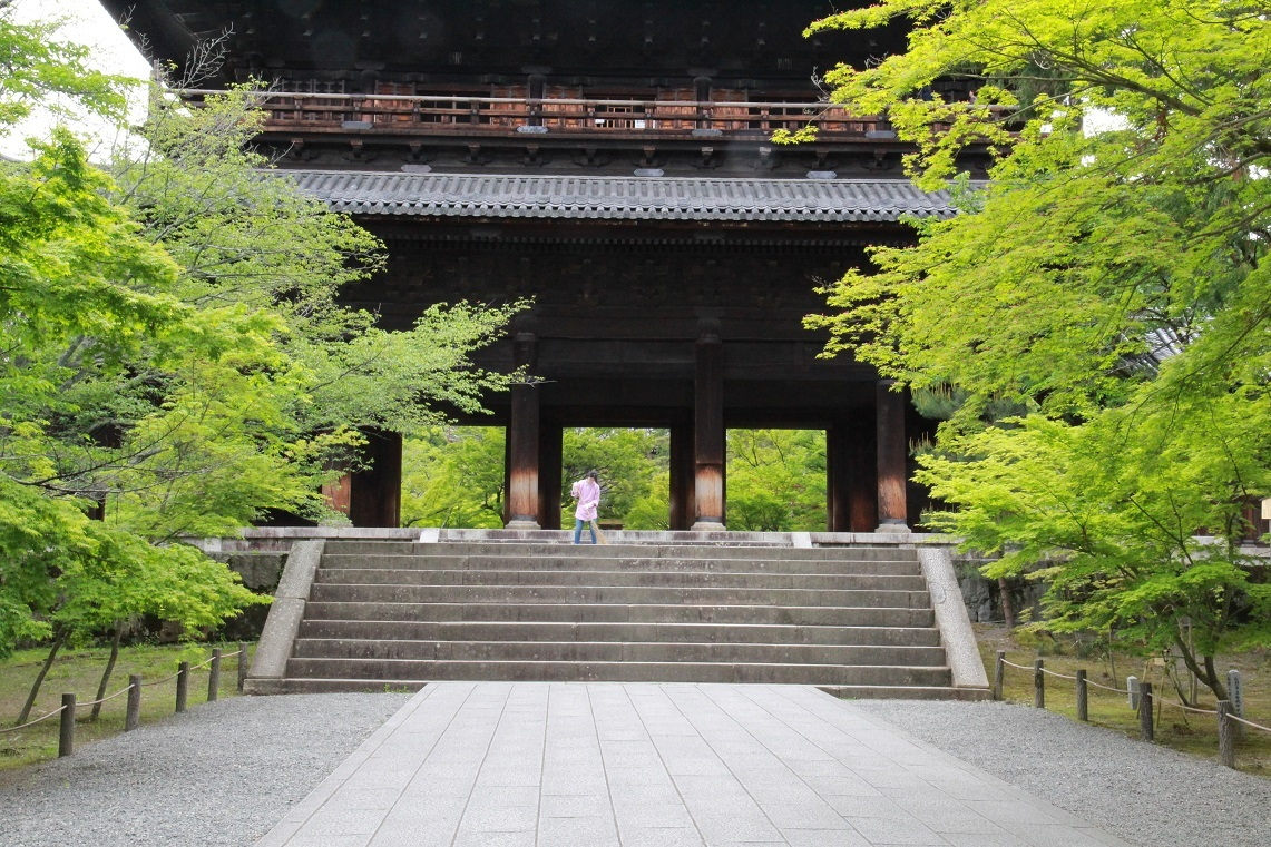 南禅寺近辺の朝の散歩_a0107574_19285261.jpg