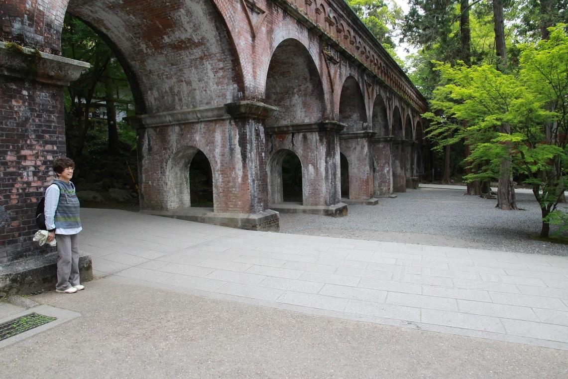南禅寺近辺の朝の散歩_a0107574_19292411.jpg