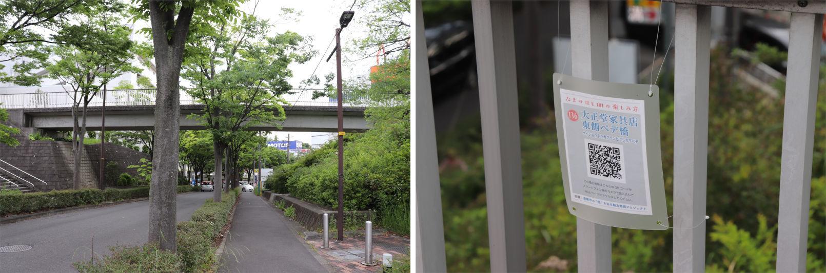 [多摩NTの橋ぜんぶ撮影PJ] No.91~96 卸売市場付近の橋_a0332275_23202997.jpg