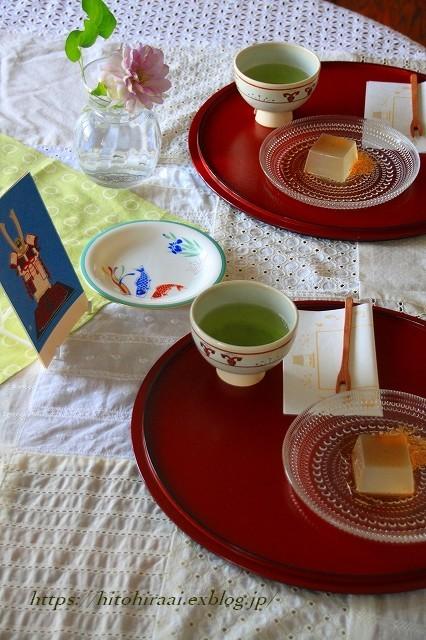 奈良の吉野の葛餅_f0374092_21545346.jpg