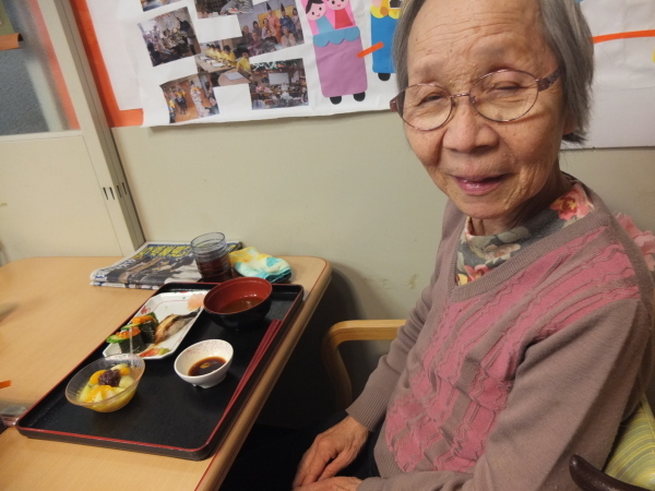 母の日イベント 握り寿司_a0166025_16584993.jpg