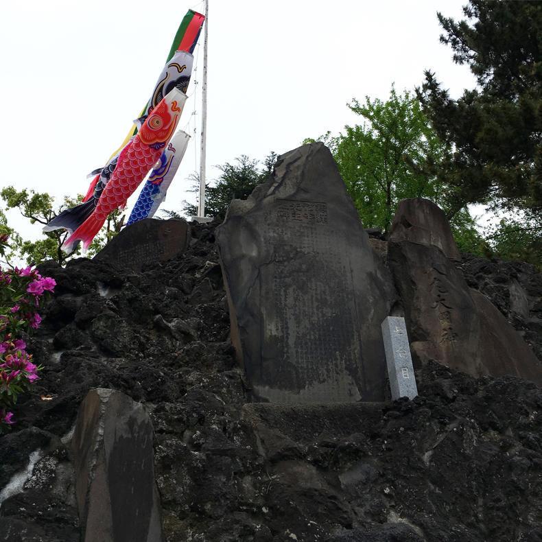 山手線一周ウォークで登った「登らない山」四ヶ所_c0060143_09205241.jpg