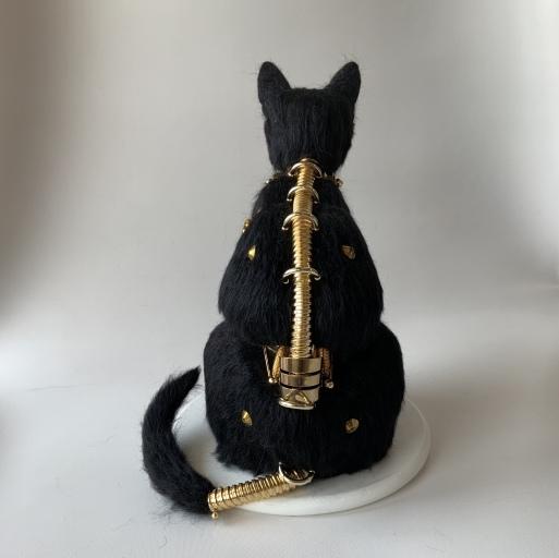 チャチャキ ナナ  「ありがとう 猫」展_f0222045_16550827.jpeg