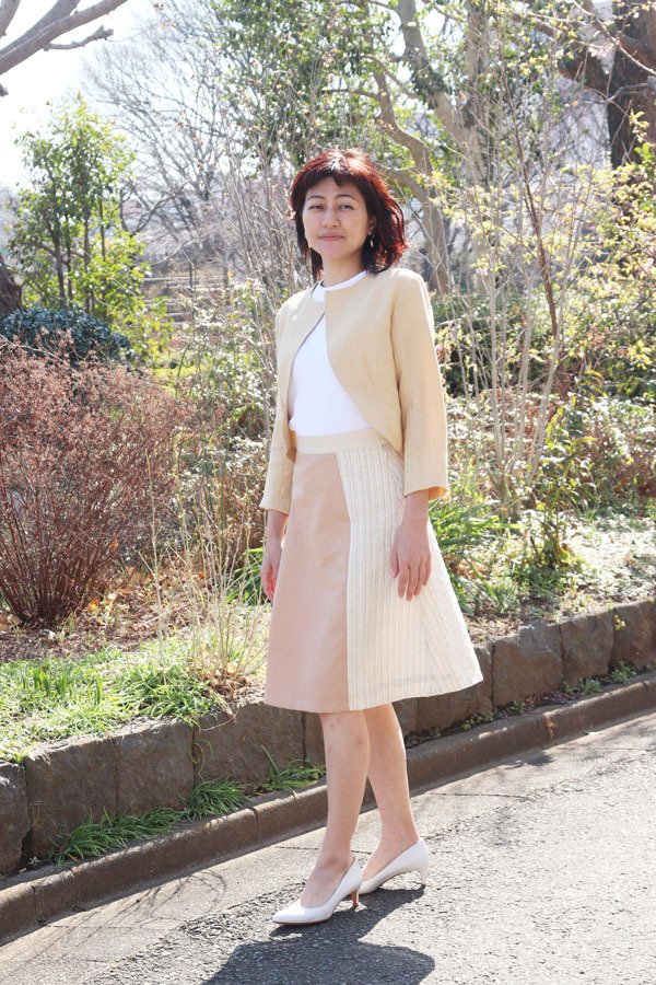 八重山グンボウ スカート for spring (1963)_e0104046_21503788.jpg