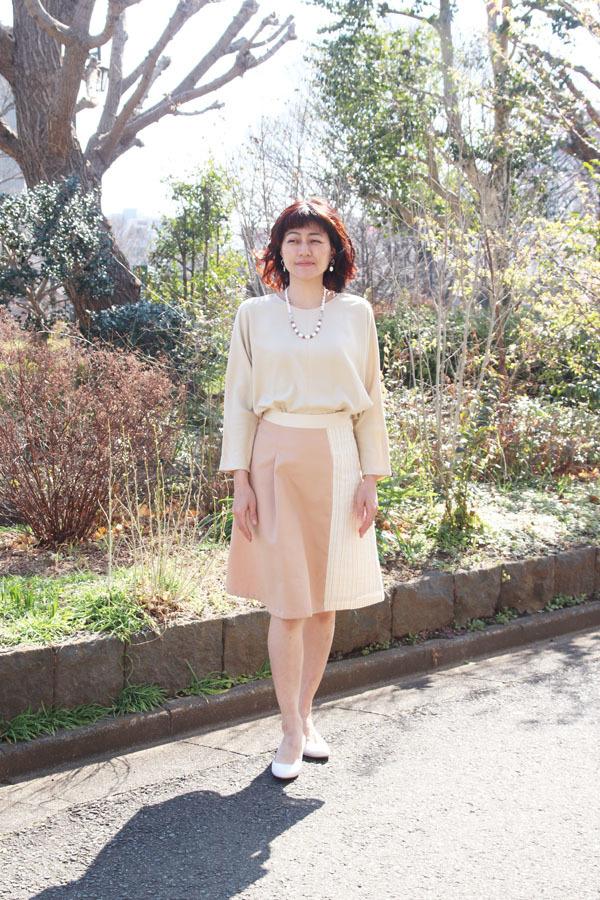 八重山グンボウ スカート for spring (1963)_e0104046_21531225.jpg
