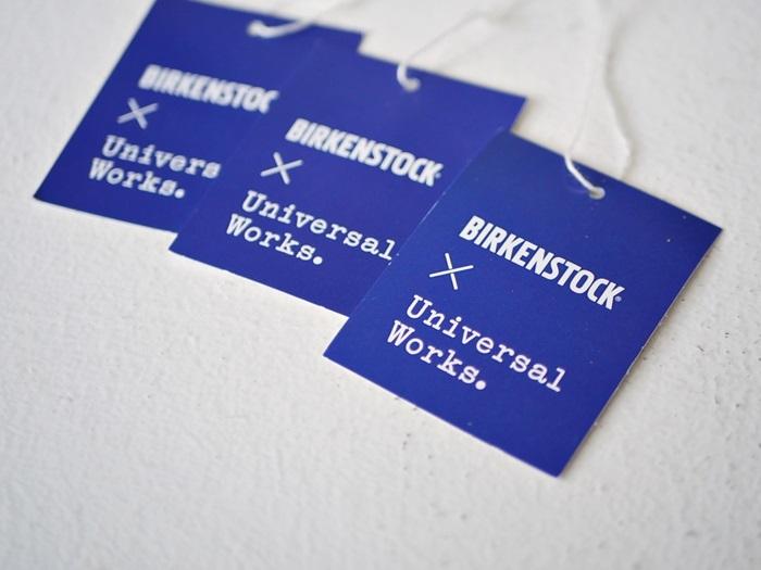 Universal Works × BIRKENSTOCK Zurich_e0247148_14362443.jpg