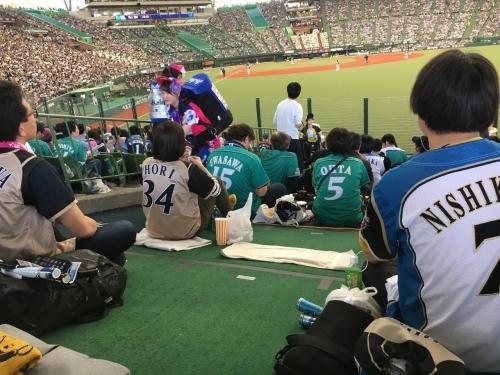 翔んで埼玉、千葉へ野球旅+谷中銀座_e0326953_16572428.jpg