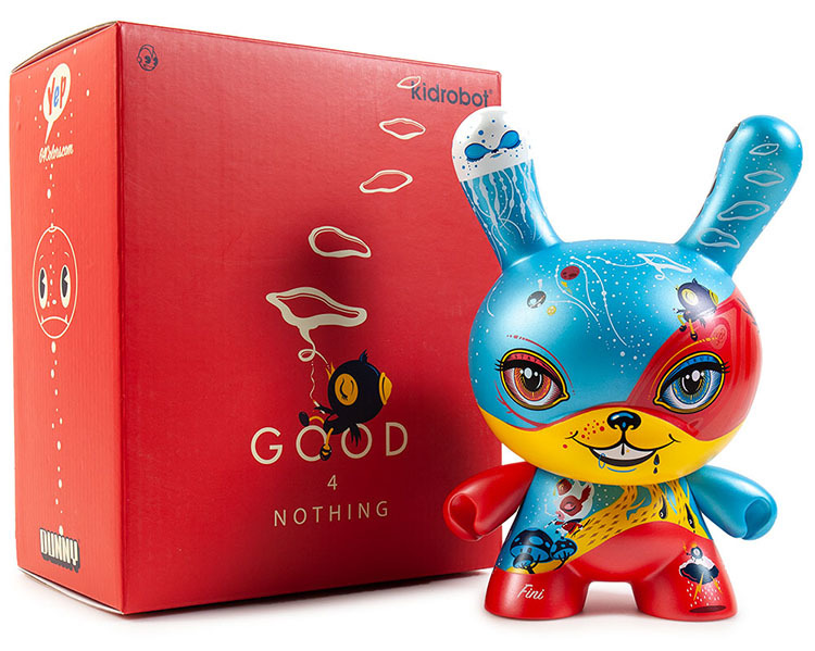 "Good 4 Nothing 8"" Dunny by 64 Colors_e0118156_17460025.jpg"