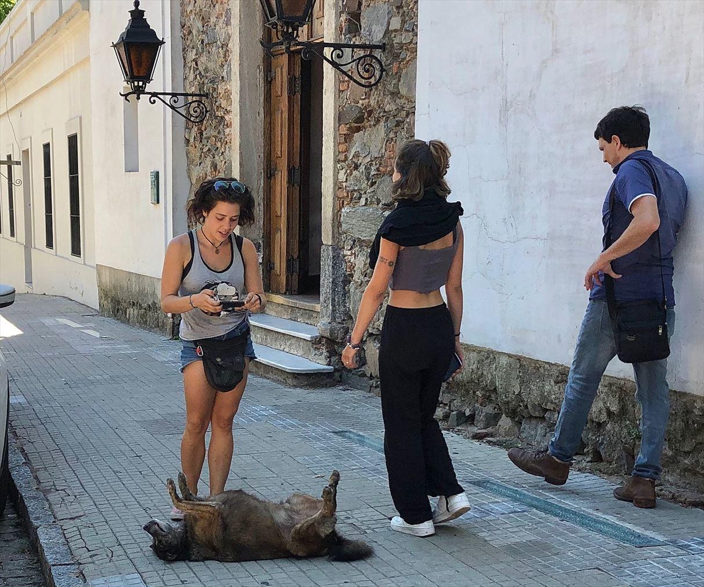中南米の旅/34  のんびりコロニア街歩き@ウルグアイ_a0092659_21063829.jpg