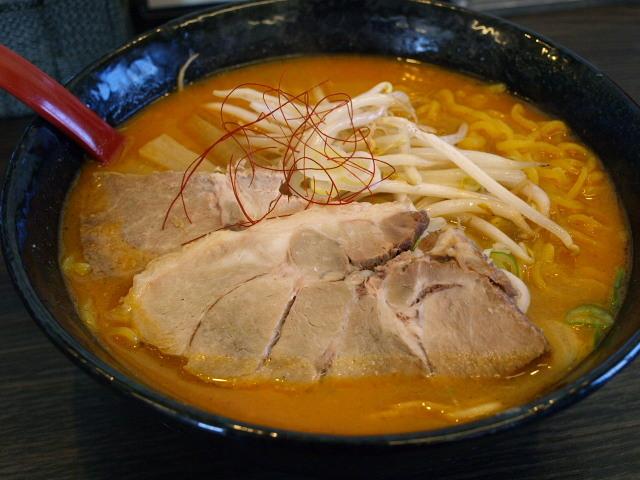 Japanese Noodle House さくら(みそラーメン)_d0153062_09381359.jpg