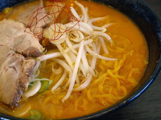 Japanese Noodle House さくら(みそラーメン)_d0153062_09390105.jpg