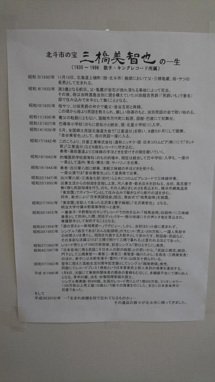三橋美智也展示会_b0106766_17092432.jpg