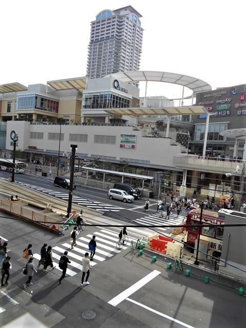 藤田八束の鉄道写真@街づくりと路面電車、天王寺と堺市を結ぶ路面電車・阪堺電車の笑顔が素晴らしい_d0181492_21212553.jpg