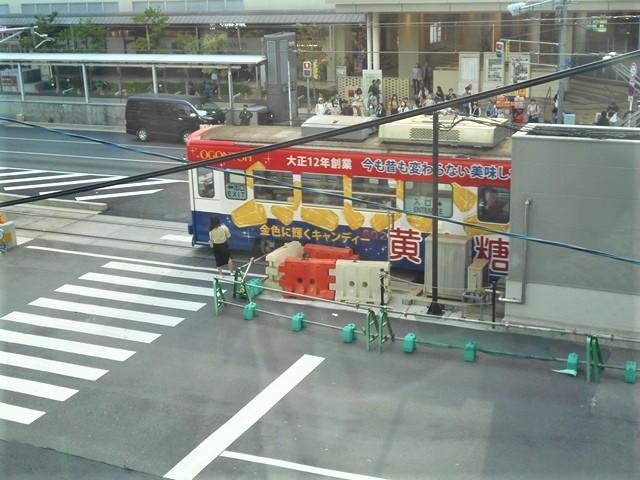 藤田八束の鉄道写真@街づくりと路面電車、天王寺と堺市を結ぶ路面電車・阪堺電車の笑顔が素晴らしい_d0181492_21221854.jpg