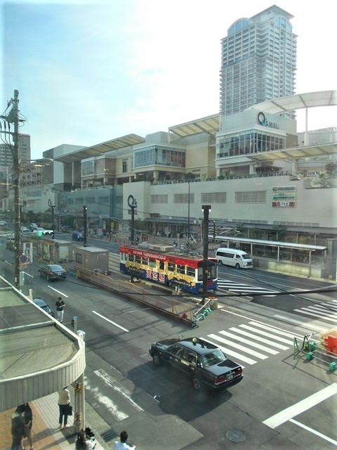 藤田八束の鉄道写真@街づくりと路面電車、天王寺と堺市を結ぶ路面電車・阪堺電車の笑顔が素晴らしい_d0181492_21223456.jpg
