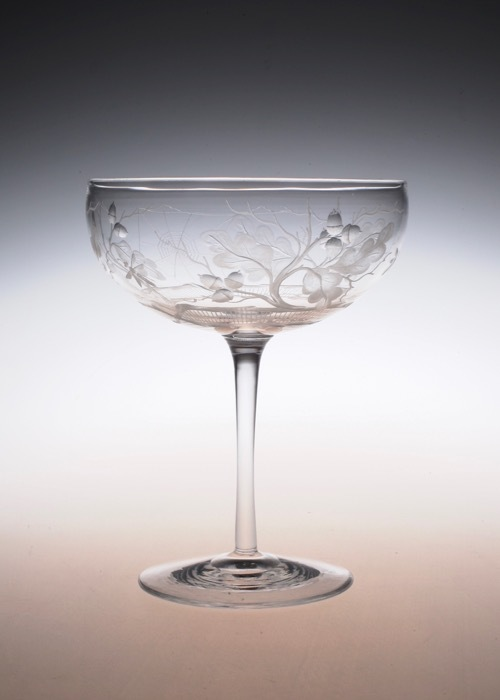 English Engraving Champagne Coupe_c0108595_13594079.jpg