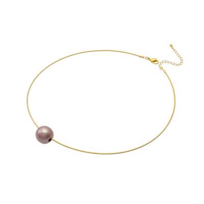 身につける漆 漆のアクセサリー ペンダント 華の実 淡桜色 オメガラウンドコード 坂本これくしょんの艶やかで美しくとても軽い和木に漆塗りのアクセサリー SAKAMOTO COLLECTION wearable URUSHI accessories pendants Flower Jewel pale sakura color Omega round code まん丸で使いやすいシンプルなデザイン小さめサイズの直径約1.5㎝、上品で温かみのあるピーチカラーは日本人の肌になじみ、シンプルなお洋服に一つプラスするだけでポイントに、コーディネイトしやすいゴールド色のチョーカー風コード付きです。 #ペンダント #華の実 #淡桜色 #オメガコード #軽いペンダント #漆のペンダント #pendants #FlowerJewel #pink #jewelry #cherryblossom #palesakura #BLACKPINK