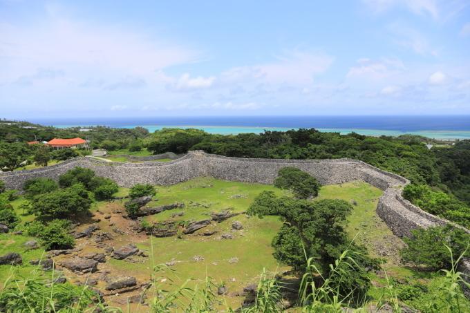 【今帰仁城跡】沖縄旅行 - 3 -_f0348831_13393756.jpg
