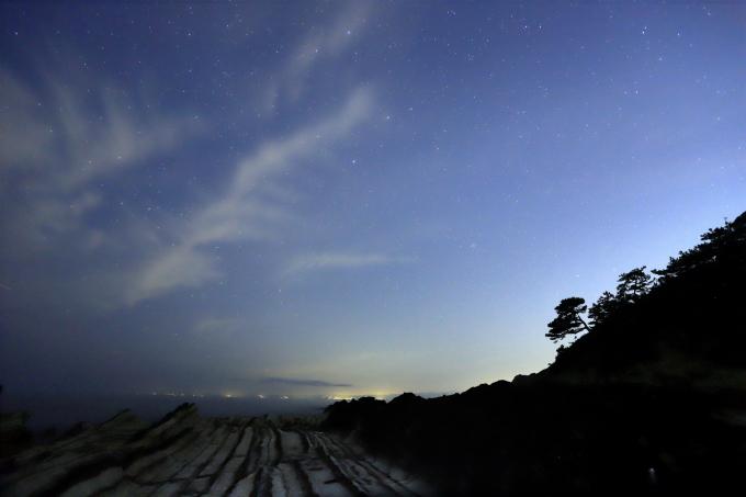 【城ヶ島】星撮影 _f0348831_14244299.jpg