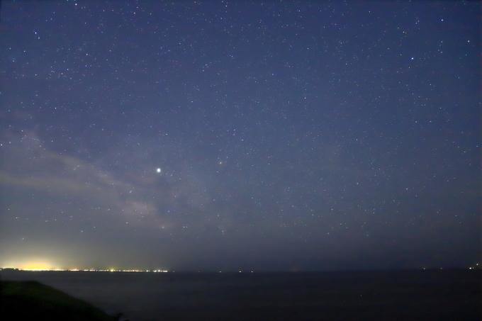 【城ヶ島】星撮影 _f0348831_14245134.jpg