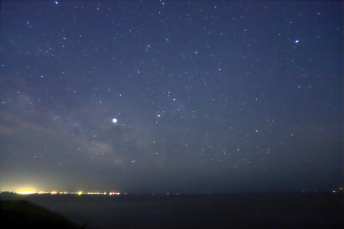 【城ヶ島】星撮影 _f0348831_14245211.jpg