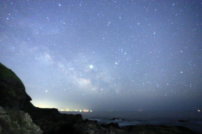 【城ヶ島】星撮影 _f0348831_14245241.jpg