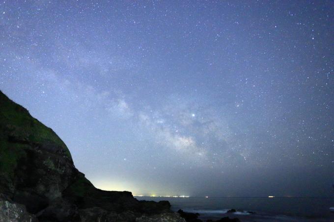 【城ヶ島】星撮影 _f0348831_14245602.jpg