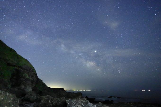 【城ヶ島】星撮影 _f0348831_14245807.jpg