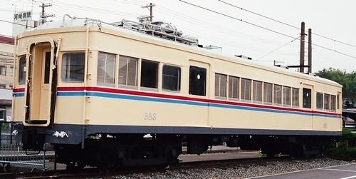 水間鉄道 モハ501形_e0030537_02315969.jpg