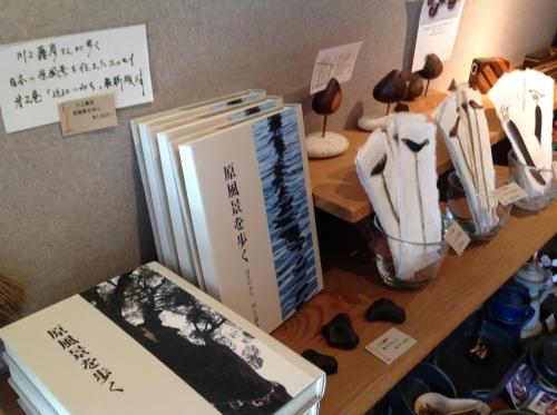 2019『川上嘉彦 木工展<鳥と木霊のささやき>』始まりました_b0153663_12280597.jpeg