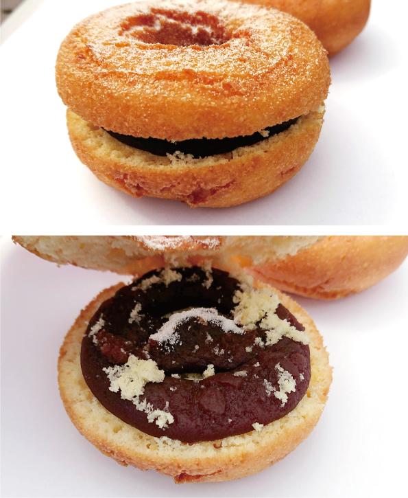 【札幌】sweet&donut Do.のドーナツ2種【サクサク感が良い】_d0272182_12580697.jpg