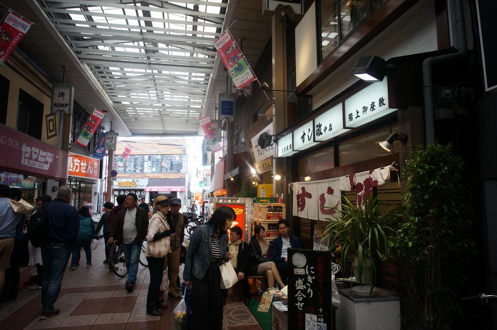天神橋商店街散歩 4/30_c0180686_01523070.jpg
