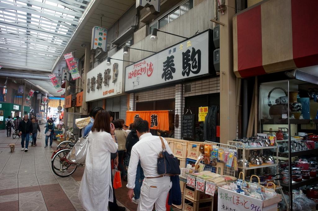 天神橋商店街散歩 4/30_c0180686_01523854.jpg