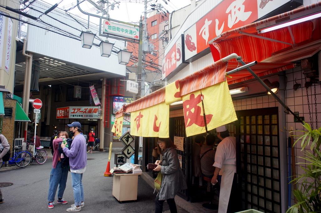 天神橋商店街散歩 4/30_c0180686_01524763.jpg