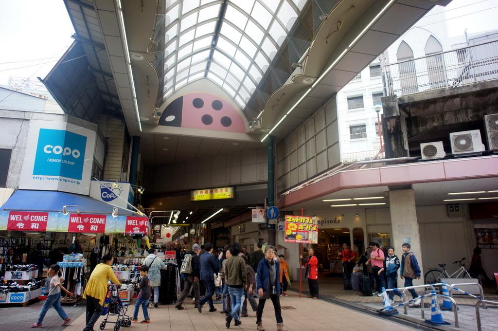 天神橋商店街散歩 4/30_c0180686_01534392.jpg