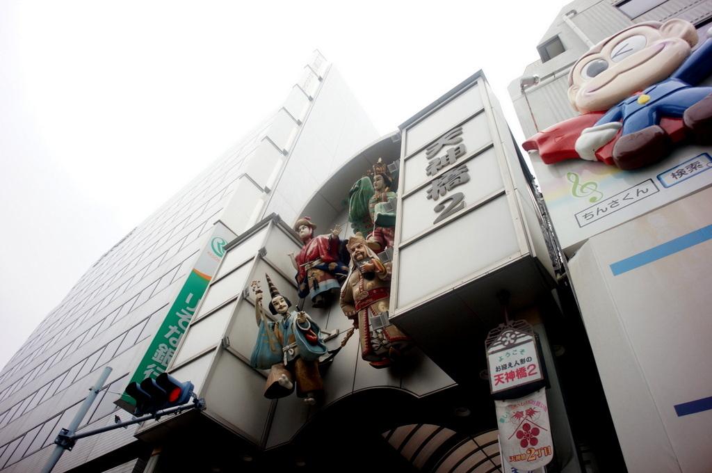天神橋商店街散歩 4/30_c0180686_01554090.jpg